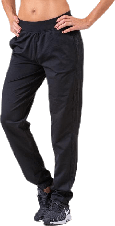 Python Sweat Pants Black