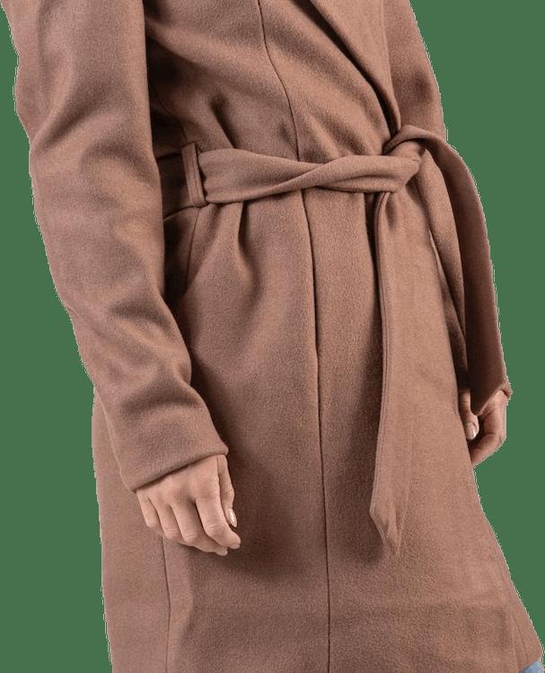 Regina Wool Coat Beige