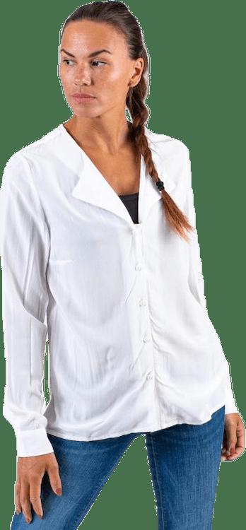 Ea Ls Shirt White