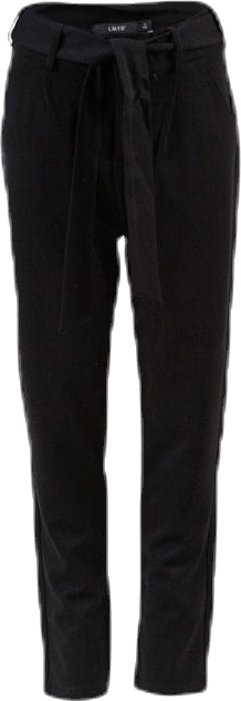 Josseoma Ancle Reg Slim Pant Black