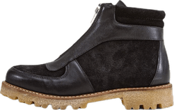 Herla Leather Boot Black