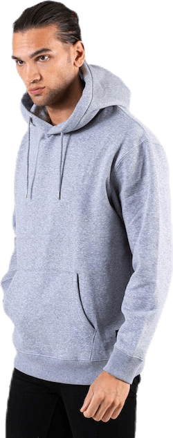 Soft Sweat Hood Grey