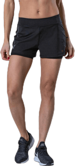 Performance Run Loose Shorts Black