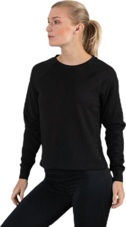 Performance Athl Ayn Ls Crew Neck Black