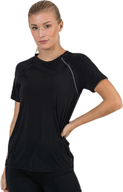 Performance Training Loose Ss Tee Black