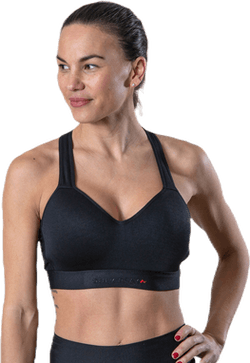 Performance Training Sports Bra Black