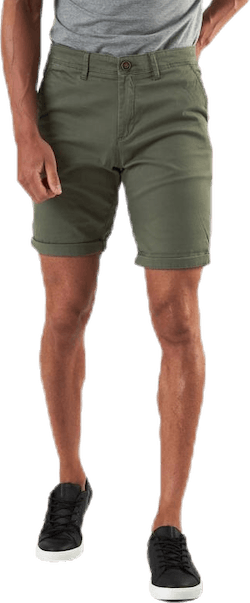 Bowie Shorts Solid Green