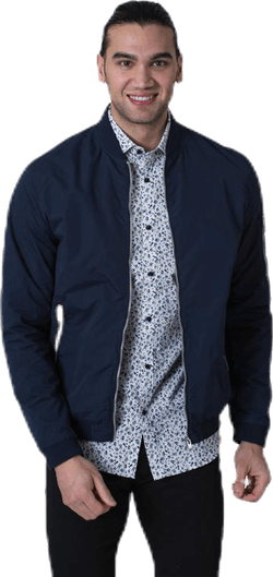 Rush Bomber Blue