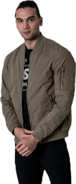 Rush Bomber Green