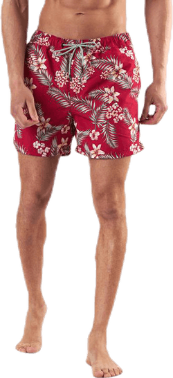 Aruba Swimshorts Tropic Red