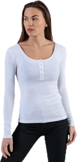Kitte Ls Top White