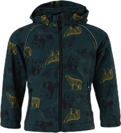 Alfa Jacket Animal Mix Blue