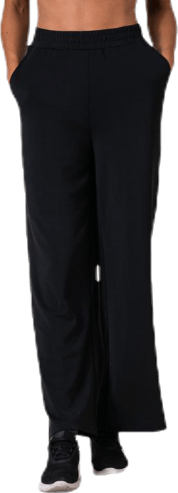 Gaia Wide Sweat Pant Swt Black