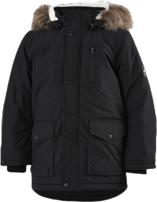 Mibis Parka Jacket Pb Black