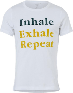 Kexhale Ss Top White