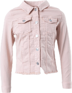Mille Colored Dnm Jacket Pink