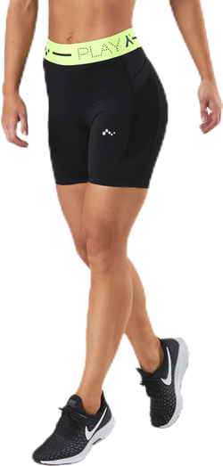Alix Hw Shape Up Training Shorts Black