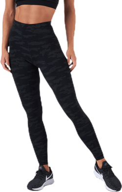 Sunna Reflective Tights Black