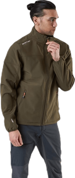 Dublin Softshell Jacket Brown