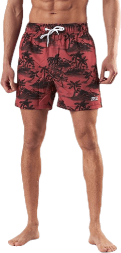 Bellamy Forest Boardshorts Pink