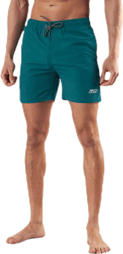 Eyemouth Basic Shorts Green