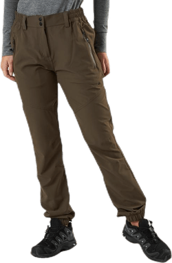 Naja Stretch pant Green