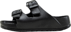 Lansh Kids Slipper Black