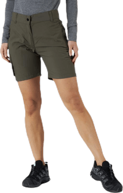Enlla Hiking Shorts Green