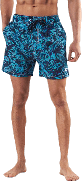 Bellamy Safari Boardshorts Blue