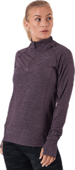 Canna V2 Melange Performance Midlayer Purple