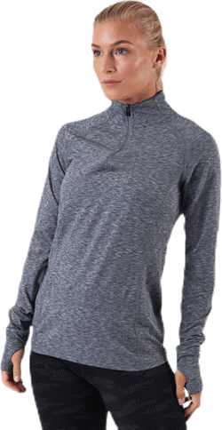 Canna V2 Melange Performance Midlayer Grey