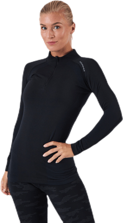 Halen Seamless Midlayer Grey