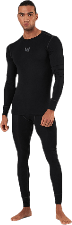 Jonesby Bamboo Baselayer Set Black