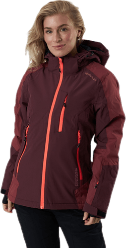 Tyran 4-way Stretch Ski Jacket W-PRO 15000 Purple