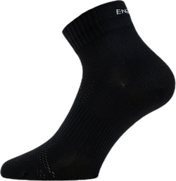Dingwall 3-Pack Quarter Tacel Performance Socks Black