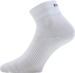 Dingwall 3-Pack Quarter Tacel Performance Socks White