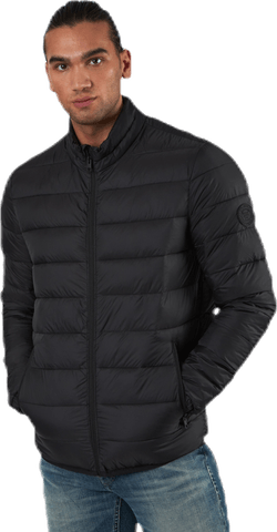 Magic Puffer Collar Black