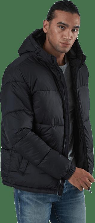 Drew Puffer Hood Black