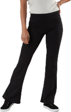 Fever Stretch Flaired Pants Jrs Black
