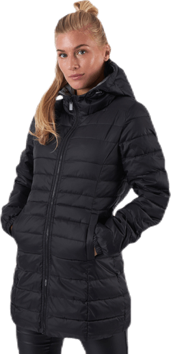 Newtahoe Quilted Coat Otw Black