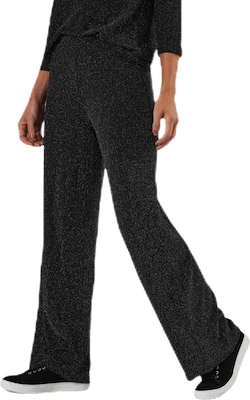 New Queen Glitter Pant Jrs Black