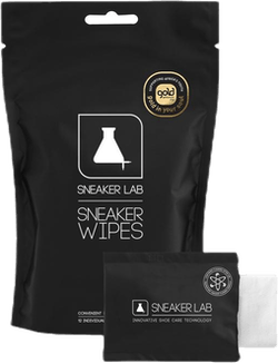 Sneaker Wipes Black