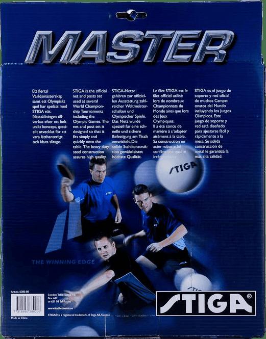 Master Blue
