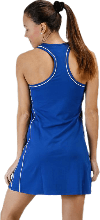 Court Dry Dress Blue/White