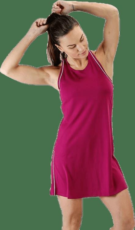 Court Dry Dress Purple/Red