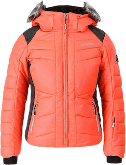 Hara Puffy Ski Orange