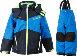 Jerry Child Ski Set Blue