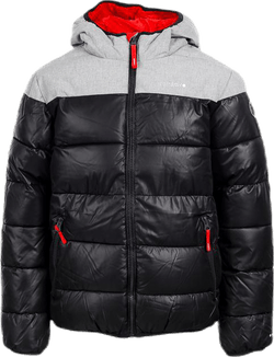 Rudy Jr Downlook Jacket Black/Grey