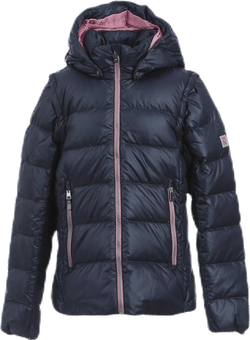 Minna Down 2-in-1 Jacket Blue