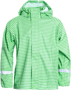 Vesi Raincoat Green